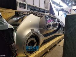 雷诺全新EZ-GO概念车