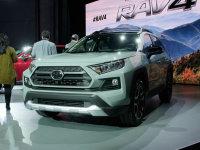 全新RAV4或提供七座版本 轴距加长30mm