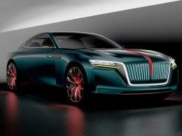 北京车展的国产概念车