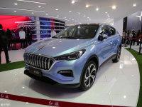 【图文】众泰E200北京车展上市 续航里程220km_爱卡汽车