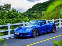 享受驾驶 用穹顶征服世界的911 Targa