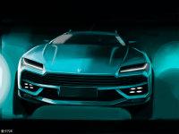 幻速X系列全新SUV设计图 造型时尚动感