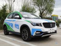 领途全新纯电动SUV实车图 或命名K-ONE