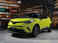 广汽丰田C-HR正式上市 售14.48万元起