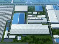 打造全球样板工厂 探名爵郑州生产基地