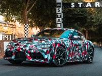全新Supra原型车 古德伍德速度节亮相