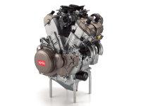 适应赛事与排放 APRILIA V4发动机升级