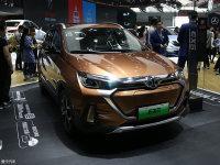 北汽新能源EX5新消息 预计广州车展上市