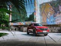 智能轿跑新SUV风光ix5将10月31日上市