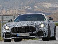 新款梅赛德斯-AMG GT谍照 动力或不变