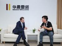 华晨雷诺欧阳杰:广州车展推两款新车型