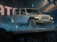 Jeep Gladiator消息 将明年二季度上市