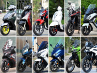爱卡推荐最值得购买的摩托 通勤利器篇