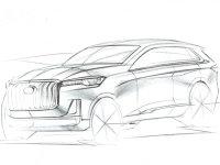 曝SWM斯威全新SUV设计图 有望年内发布