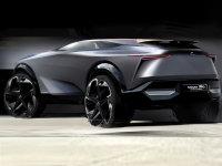 日产IMQ概念车预告图 将日内瓦车展亮相