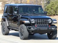 越野环保全都要 Jeep牧马人PHEV版谍照
