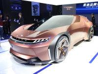 星途E-IUV全新概念车亮相 演绎设计语言