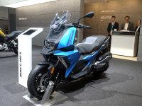 宝马C400X踏板上市 售价6.89--7.59万元
