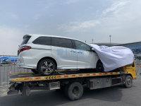 2019上海车展探馆:奥德赛混动版实车图