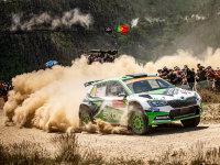 探秘WRC葡萄牙站 斯柯达在这里就没输过