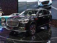 红旗HS7等 下半年上市国产重点SUV前瞻