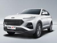 江淮嘉悦X7官图  紧凑型SUV/二季度上市