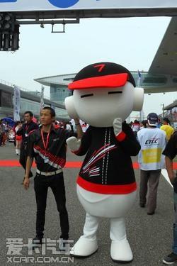 锦湖轮胎助力CTCC上海站 激情开赛