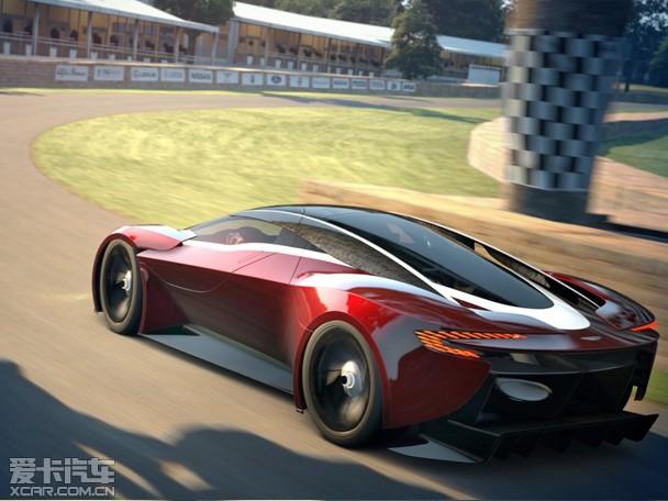 阿斯顿马丁为Gran Turismo6推DP-100